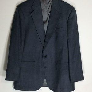 Polo University Club Virgin Wool Two Button Blazer